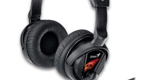 Headset Genius HS-G500V (31710020101) černý