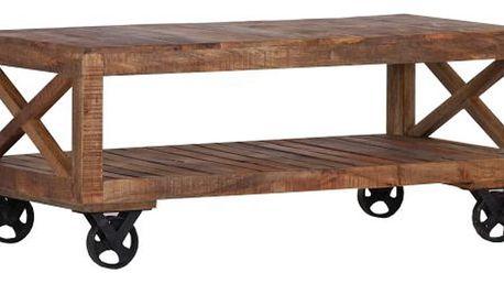 Konferenční stolek industry, 120/51/61 cm