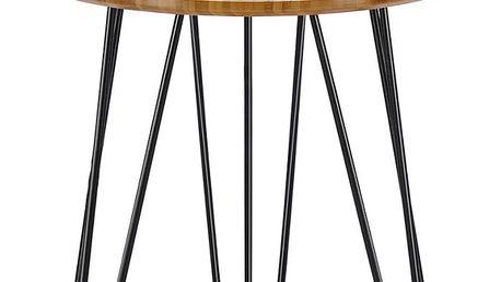 Odkládací stolek linda, 40/46,5 cm