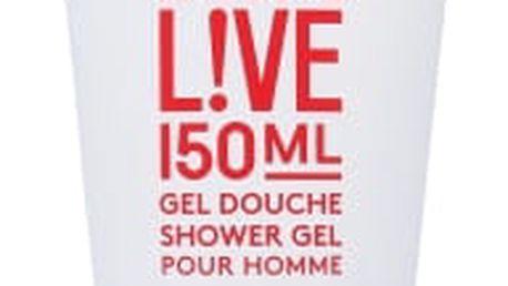 Lacoste Live 150 ml sprchový gel pro muže