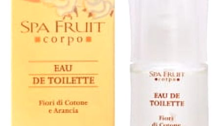 Frais Monde Spa Fruit Cotton Flower And Orange 30 ml toaletní voda pro ženy