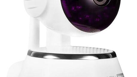 CANYON bezpečnostní HD kamera s rozsáhlým úhlem pokrytí - CNSS-CM1W