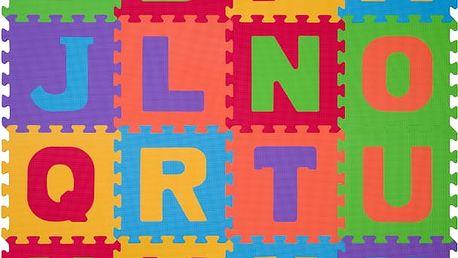 BABY ONO Puzzle pěnová písmena 16ks