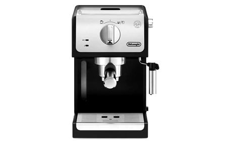 Espresso DeLonghi ECP 33.21 stříbrné + Doprava zdarma