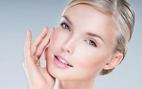 80minutové luxusní kosmetické ošetření vč. masáže