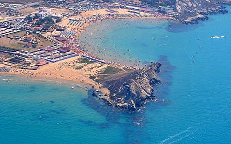 Itálie, Sicílie, letecky na 8 dní s all inclusive