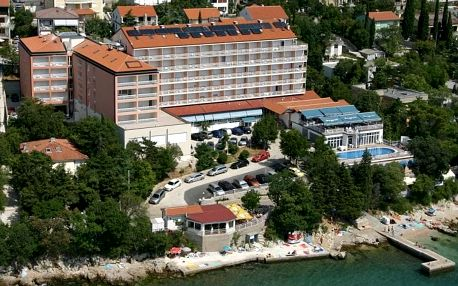Chorvatsko - Crikvenica na 11 dní, polopenze nebo snídaně s dopravou vlastní