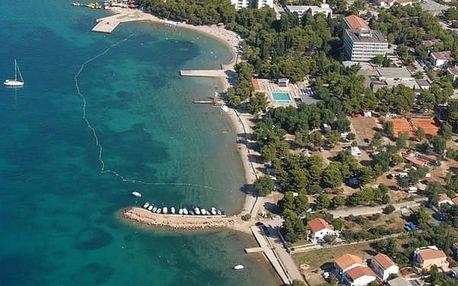 Chorvatsko - Vodice na 8 až 10 dní, polopenze s dopravou autobusem nebo vlastní