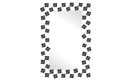 Zrcadlo annika, 60/90 cm