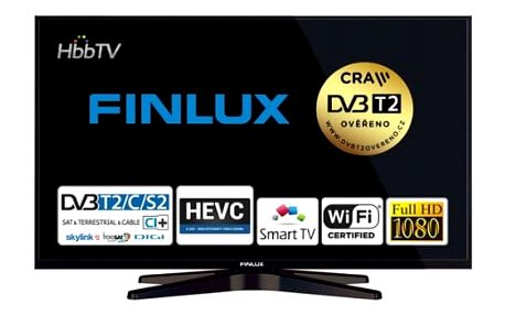 Televize Finlux 32FFB5660 černá