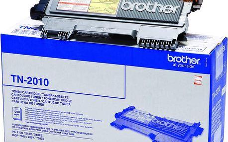 Brother TN-2010, černý - TN2010