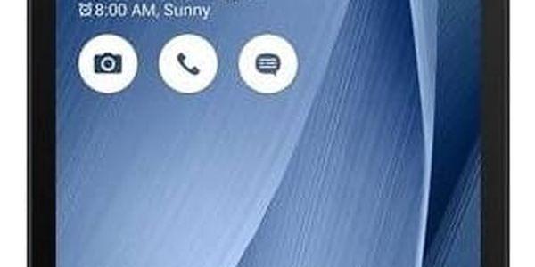 Mobilní telefon Asus ZenFone GO ZB500KL (ZB500KL-3H043WW) šedý SIM s kreditem T-Mobile 200Kč Twist Online Internet (zdarma)Software F-Secure SAFE 6 měsíců pro 3 zařízení (zdarma) + Doprava zdarma