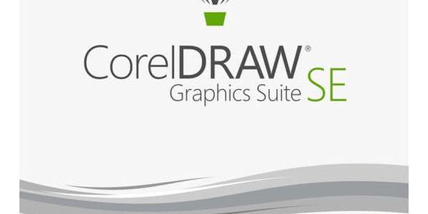 CorelDRAW Graphics Suite SE - CDGSSPCZPLMBEU