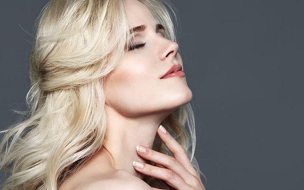 Liftingové a hydratační kosmetické ošetření