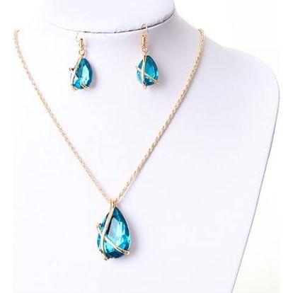 Sada šperků - náhrdelník a náušnice