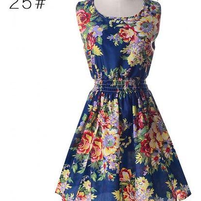 Rozmanité letní šaty - Vzor: 15 - Velikost: 3
