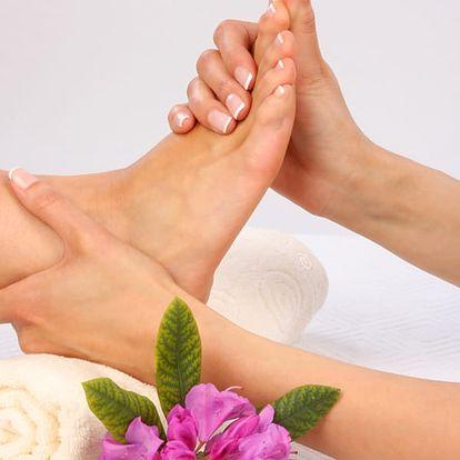 Hodinová reflexní terapie - pomoc při léčbě chronických i akutních onemocnění v Salonu Sen.