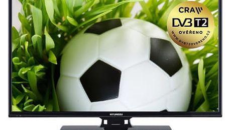 Televize Hyundai HLN 32T111 černá
