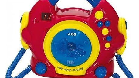 AEG CDK 4229, červená