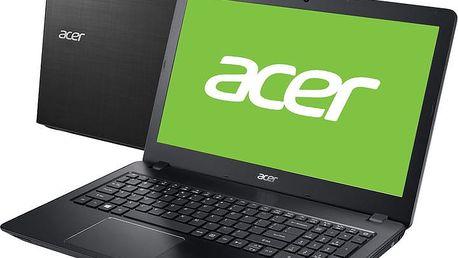 Acer Aspire F15 (F5-573G-74LJ), černá - NX.GD6EC.004 + Intel Summer 2017, 4K content and creativity bundle