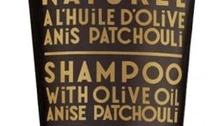 COMPAGNIE DE PROVENCE Šampón Anise & Patchouli 30 ml, hnědá barva, plast