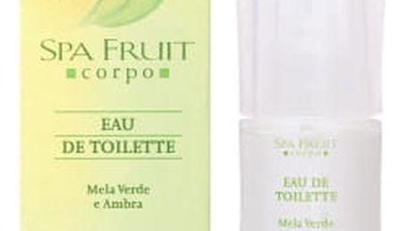 Frais Monde Spa Fruit Green Apple And Amber 30 ml toaletní voda pro ženy