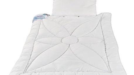 Přikrývka a polštář Slumberland Aegis pro děti