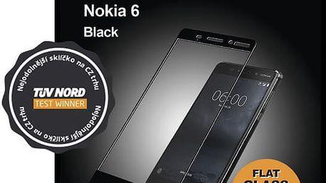Panzerglass ochranné tvrzené sklo Nokia 6, Black - 6754