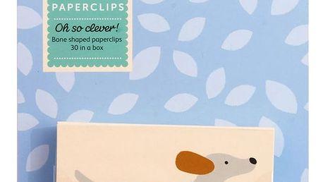Busy B Kancelářské sponky Doggy Cute, multi barva, kov