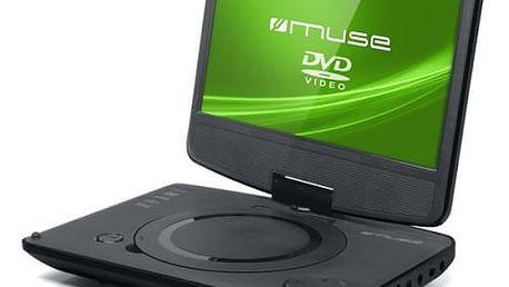 DVD přehrávač MUSE M-970DP (M-970DP) černý