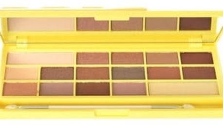 Makeup Revolution London I Heart Makeup Naked Chocolate Palette 22 g oční stín pro ženy