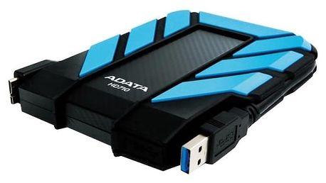 ADATA HD710 - 1TB, modrá - AHD710-1TU3-CBL