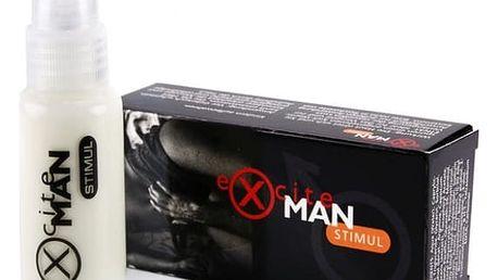 Stimulující gel pro muže - VÝPRODEJ