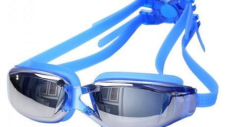 Plavecké brýle v 5-ti barvách s UV filtrem a nemlžící funkcí - dodání do 2 dnů
