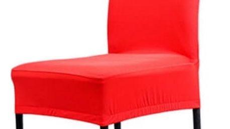 Jednobarevný potah na židli - 11 barev