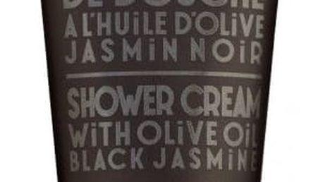 COMPAGNIE DE PROVENCE Sprchový krém Black Jasmine 30 ml, hnědá barva, plast