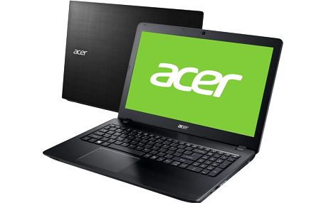 Acer Aspire F15 (F5-573G-74LJ), černá - NX.GD6EC.004 + Intel Summer 2017, 4K content and creativity bundle