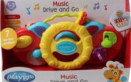 Playgro volant se zvuky