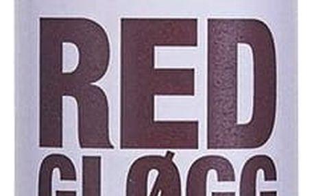 Nicolas Vahé Extrakt na výrobu vánočního punče z červeného vína 250 ml, červená barva, sklo