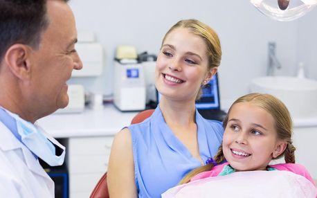 Dentální hygiena pro dospělé i děti do 12 let