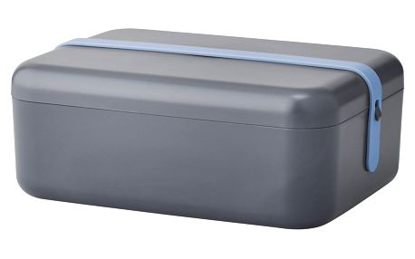 RIG-TIG Chladící lunchbox Keep-it cool, šedá barva, plast