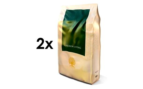 Granule Essential Foods Superior Living 2 x 12,5 kg + Doprava zdarma