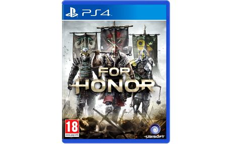Ubisoft PlayStation 4 For Honor - Předobjednávka 14.2.2017 (3307215914977)