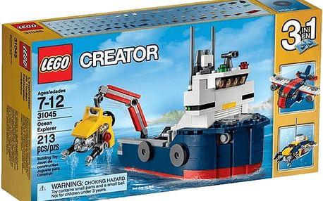 LEGO® Creator 31045 Průzkumník oceánu