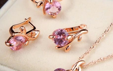 Elegantní sada šperků