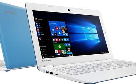 Lenovo IdeaPad 110S-11IBR, modrá - 80WG008DCK