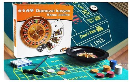 Domácí kasino - VÝPRODEJ