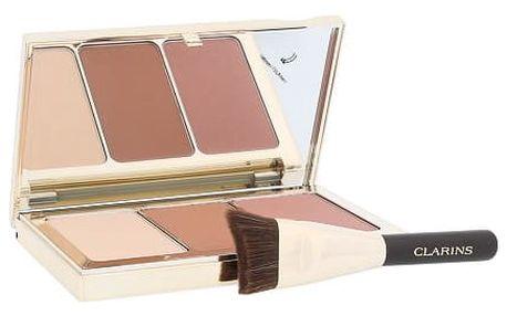 Clarins Palette Contour Visage 13,8 g makeup W