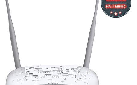 Router TP-Link TD-W9970B + IP TV na 1 měsíc ZDARMA (TD-W9970B) bílý