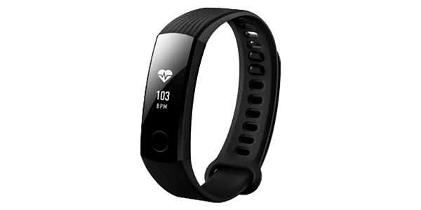Honor Band 3 Carbon Black - 55022081